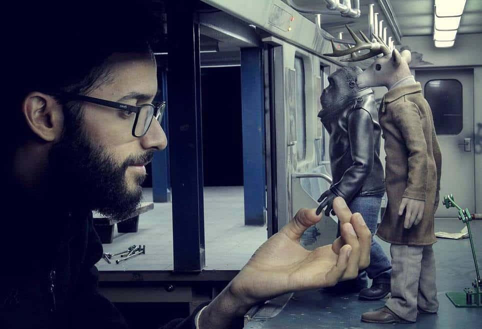 Современный иранский стоп-моушен: интервью с аниматором Муджтаба Мусави