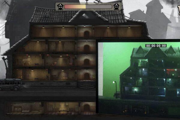 """""""Живые"""" спецэффекты в экранизации игры: фильм Beholder"""