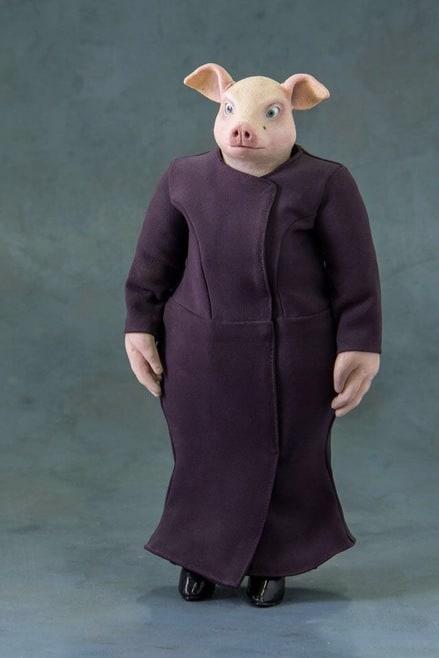 Pig puppet