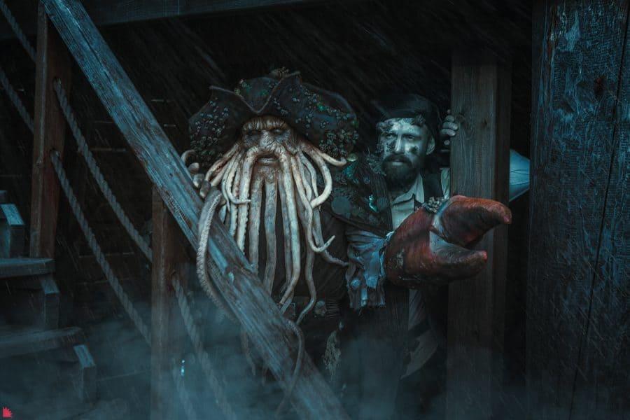 кирилл кириллов грим пираты