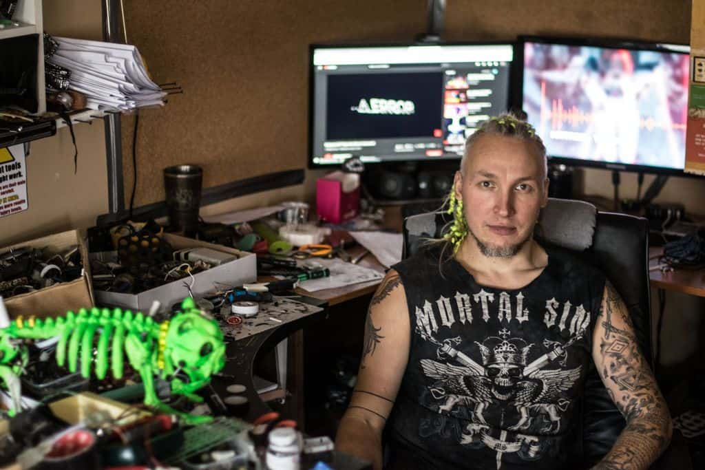 Alex Urazov, Founder and Director of Taskasthe Art Residence