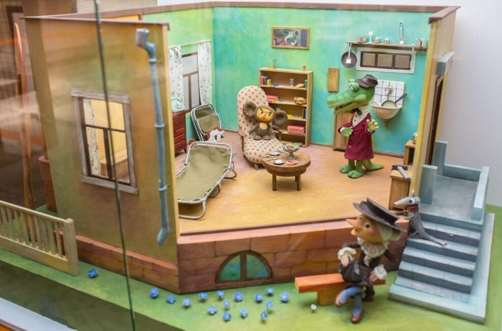 Photo: Moscow Animation Museum