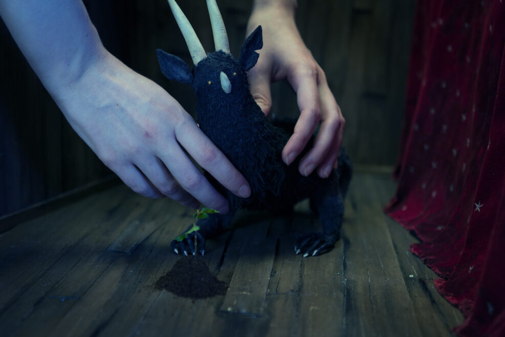 Interview with Dutch stop-motion artist Alexandra Lemer